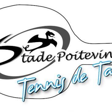 STADE POITEVIN TENNIS DE TABLE