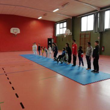 L'école du sport : la découverte du Taekwondo avec Rodrigo Lacattiva